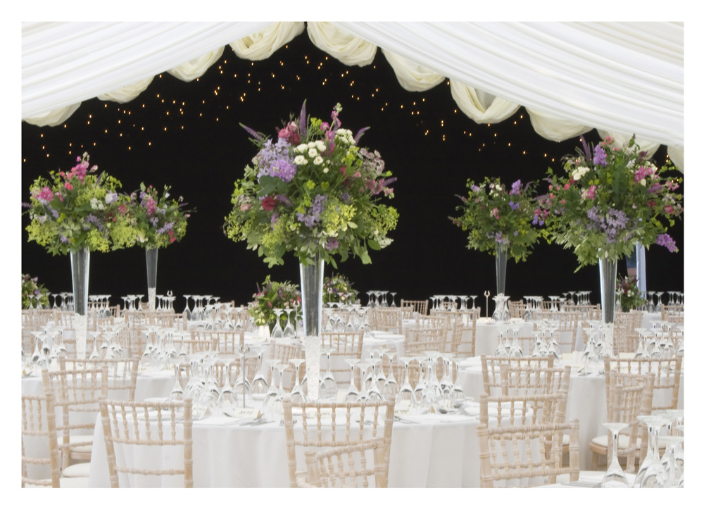 church and marquee wedding in oxfordshire country house flowers. Black Bedroom Furniture Sets. Home Design Ideas